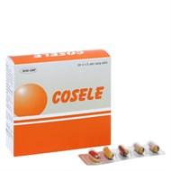 Thuốc Cosele hộp 100 viên