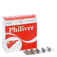 Thuốc Philiver hộp 60 viên