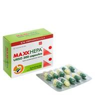Thuốc Maxxhepa urso 300mg hộp 30 viên