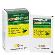 Thuốc Maxibumol 100mg/250mg hộp 12 gói
