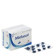 Thuốc Midasol hộp 100 viên