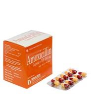 Thuốc Amoxicillin 500 mg...