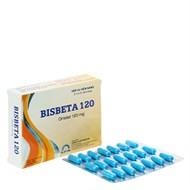 Thuốc Bisbeta 120mg hộp 42...