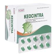 Thuốc Keocintra 120mg hộp...