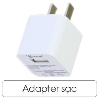 Adapter sạc 1A Xmobile C058