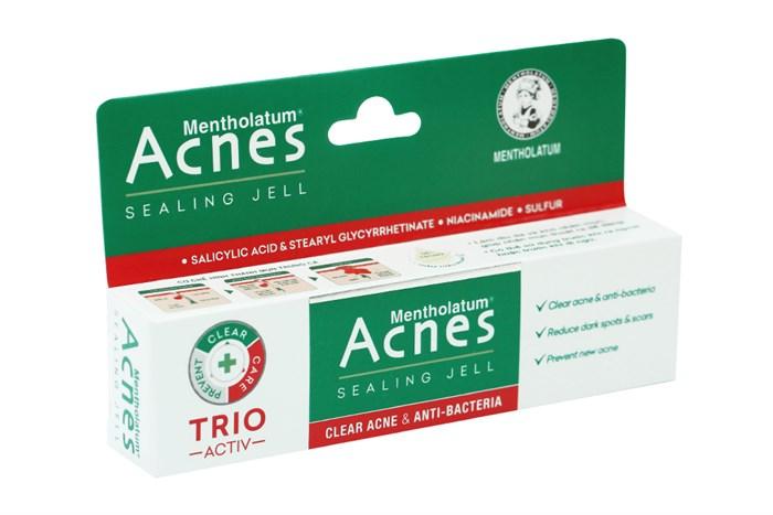 Gel ngừa mụn, kháng khuẩn Acnes Sealing Jell 18g