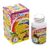 Kẹo dẻo giúp tiêu hóa tốt...