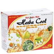 Bột nước mát Herba Cool hộp...