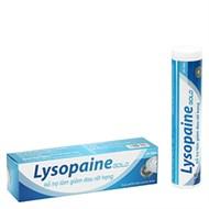 Viên ngậm hỗ trợ giảm đau rát họng Lysopaine Gold 25 viên
