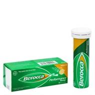 Viên sủi bổ sung vitamin và...