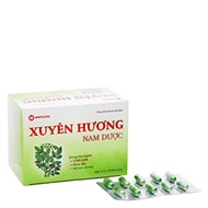 Viên thảo dược điều trị cảm cúm Cảm xuyên hương Nam Dược 100 viên