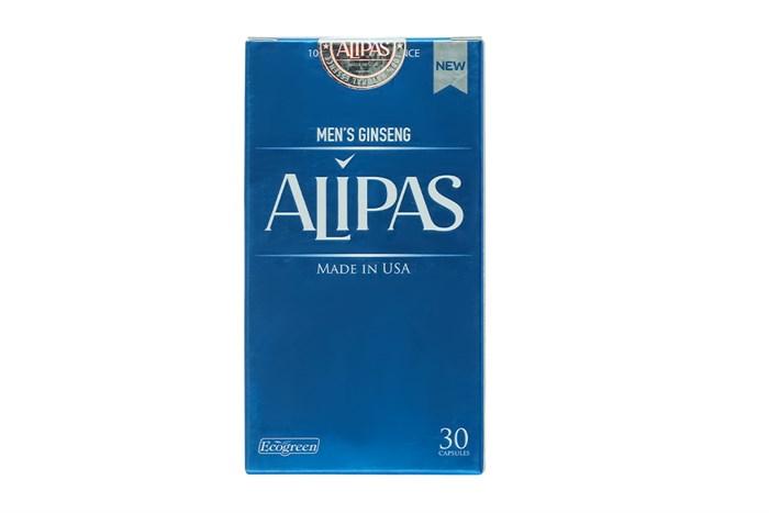 Viên uống tăng cường sinh lý nam Men's Ginseng Alipas hộp 30 viên