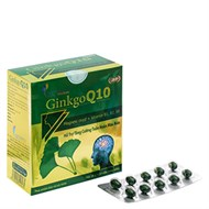 Viên uống bổ não Ginkgo Q10...