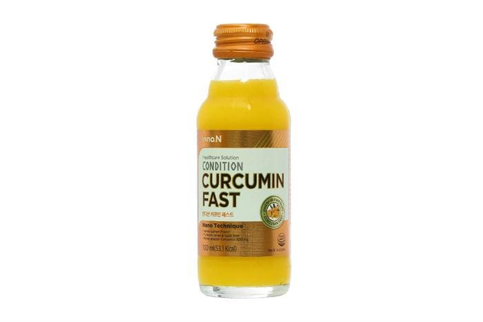 Nước uống tinh nghệ Condition Curcumin Fast chai 100ml