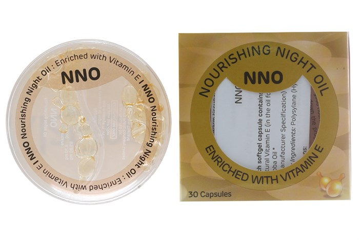 NNO Nourishing Night Oil