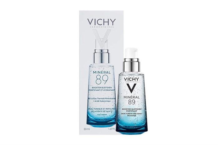 Tinh chất khoáng cô đặc bảo vệ da gúp da căng mịn và rạng rỡ Vichy Mineral 89 50ml