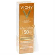Kem chống nắng giảm thâm nám Vichy Ideal Soleil SPF50+ Anti Dark Spots Care 50ml