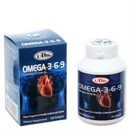 Viên uống Omega 3-6-9 UBB...