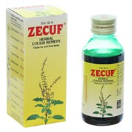 Siro ho Zecuf chai 100ml