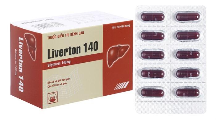 Liverton 140mg