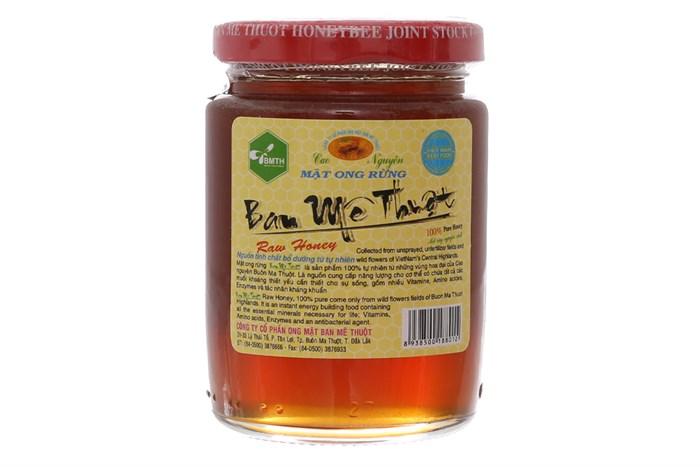 Mật ong rừng Ban Mê Thuột 189ml