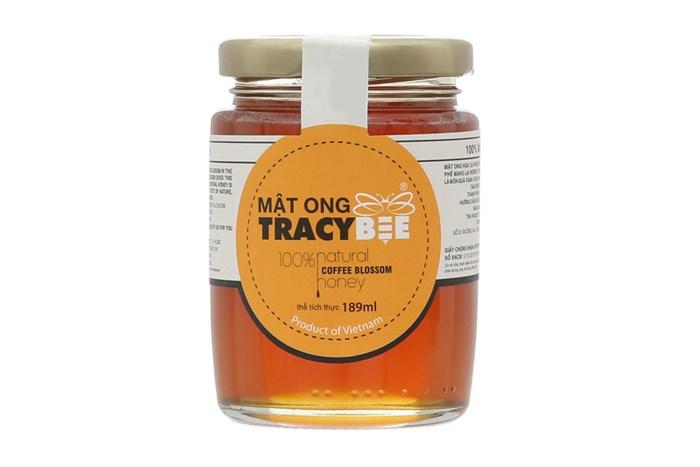 Mật ong Hoa cà phê Tracybee lọ 189ml