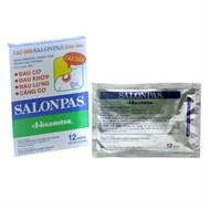Cao dán giảm đau Salonpas...