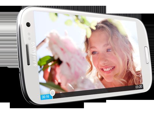SamSung Galaxy S III I9300 16gb Xách Tay Hàn Quốc 5tr